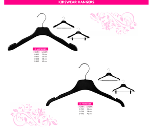 Wholesale of Plastic Hangers